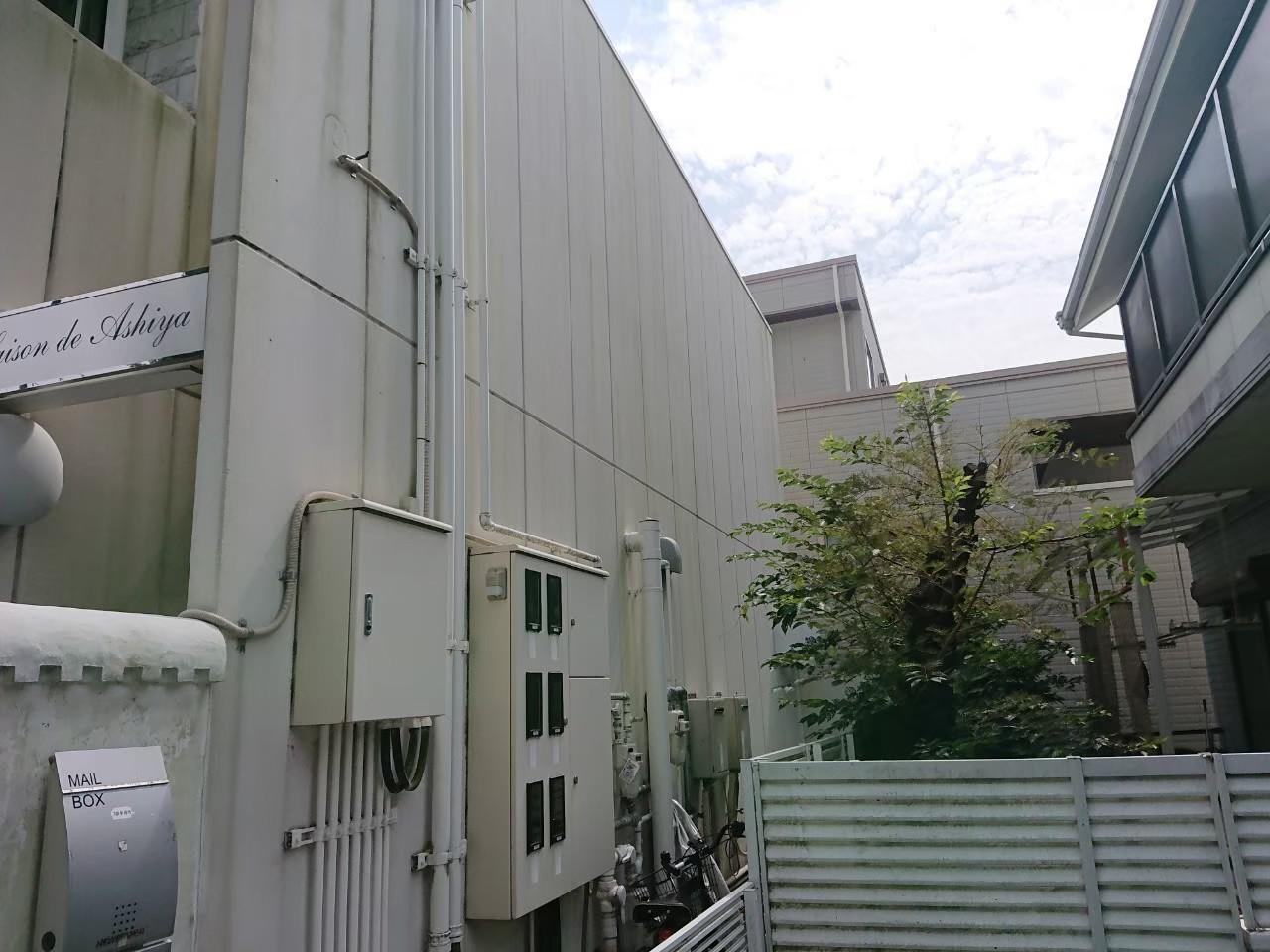 兵庫県 芦屋市 外壁塗装