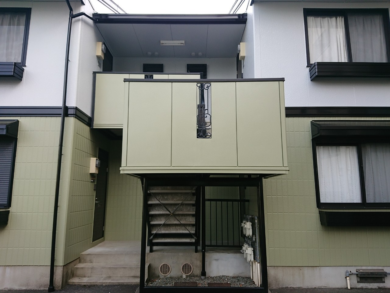 兵庫県 西宮市 住宅 外壁塗装工事