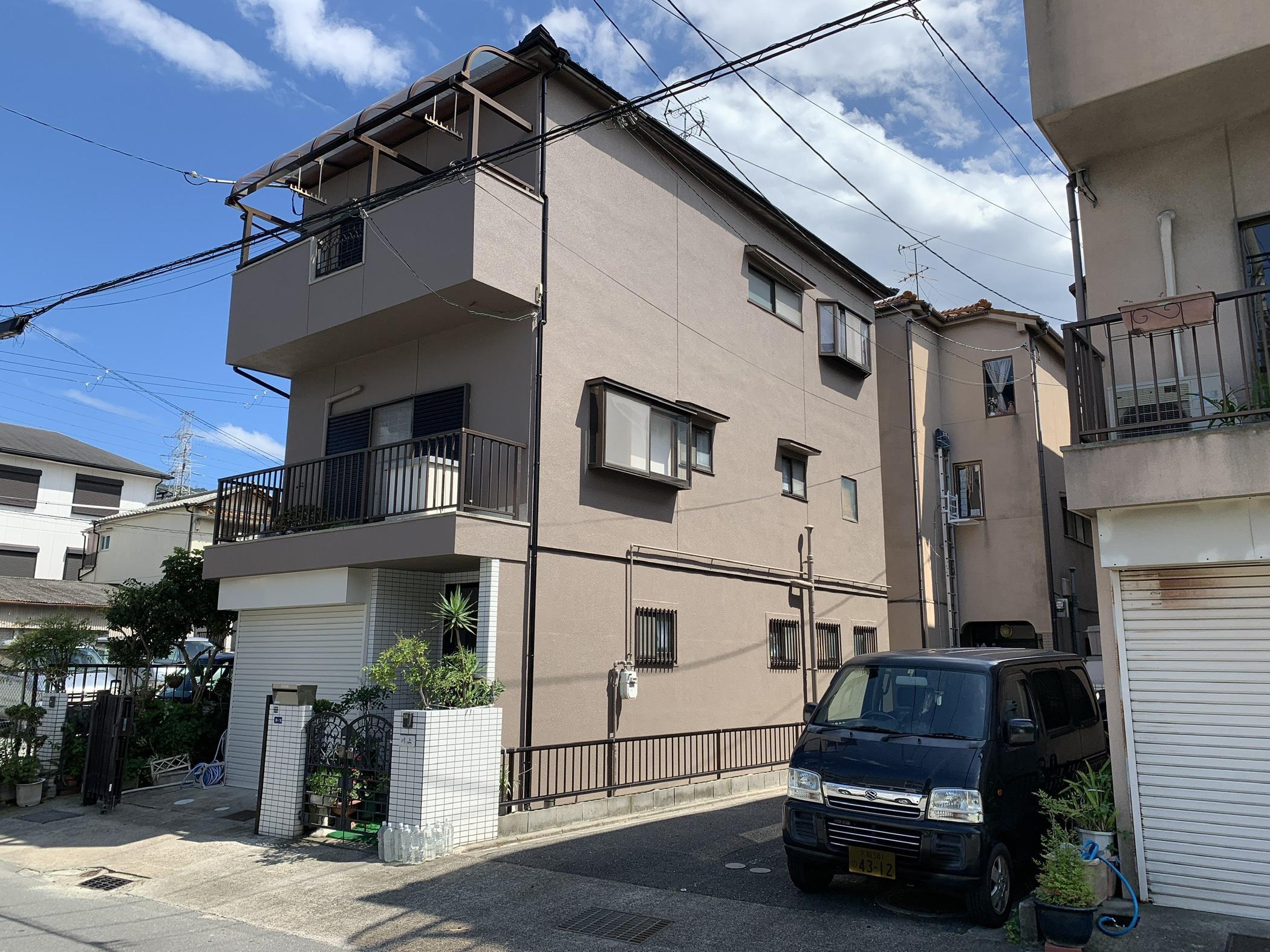 東大阪 塗装工事